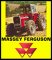 Thumbnail Massey Ferguson MF-500 Series Tractor SERVICE Shop MANUAL - INSTANT DOWNLOAD