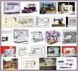 Thumbnail PFAFF 905-947, 1010, 1011, 1014, 1015, 1019 SERVICE MANUAL