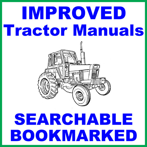 Product picture International Harvester 244 Tractor Service Shop Manual - IMPROVED - DOWNLOAD
